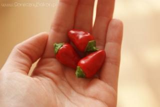 2012-10-15 chili pimenta - pierwsze zbiory