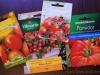 Pomidory i papryki zasiane
