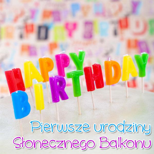 Urodzinowy konkurs :)