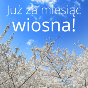 za miesiac wiosna square